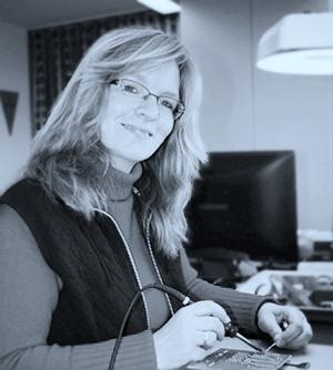 a&p instruments | Ansprechpartner Frau Ukena
